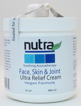 Skin & Joint Ultra Relief MSM Nutra Research Intl 16 oz Cream