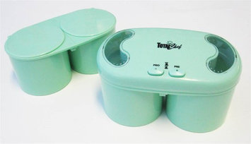 Koolatron FT04-GR Deluxe Double Treat Ice Cream Maker - Green