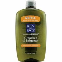 Kiss My Face Corp. Kiss My Face Liquid Soap Self Foaming Grapefruit and Bergamot Refill 17.5 fl oz