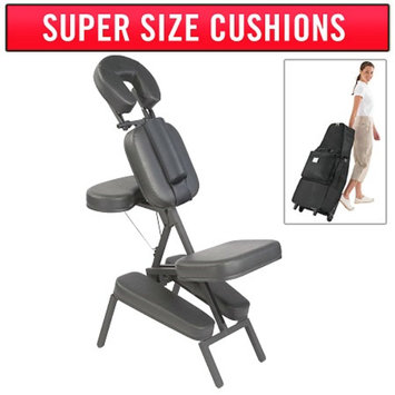 MHP Apollo Massage Chair with Wheeled Case