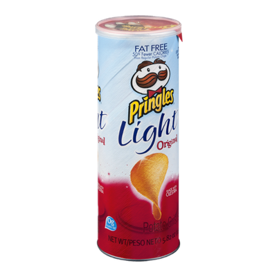 Pringles® Light Fat Free Original