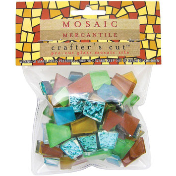 Mosaic Eye Publishing Mosaic Mercantile CCASTSAF Crafters Cut Assorted 12 PoundPkgSafari
