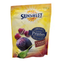 Sunsweet Pitted Prunes Cherry Essence