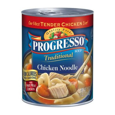 Progresso Soup Traditional Chicken Noodle