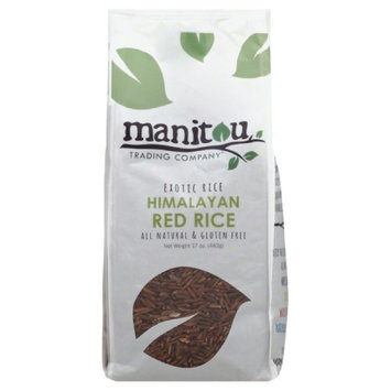 Manitou 17 oz. Himalayan Red Rice, Case Of 6