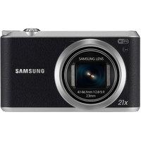 Samsung WB350F Smart Digital Camera (Black)
