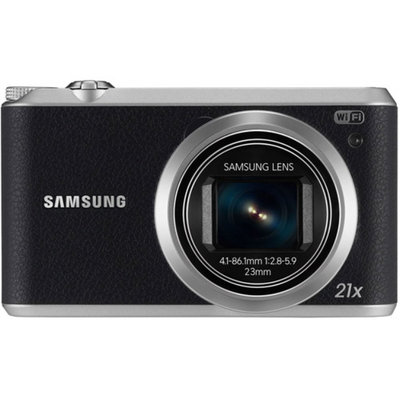 Samsung WB350F Smart Digital Camera (Black)