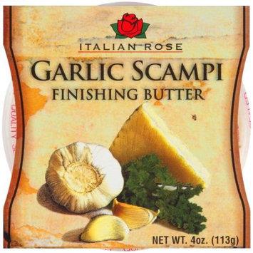Italian Rose Garlic Scampi Finishing Butter, 4 oz