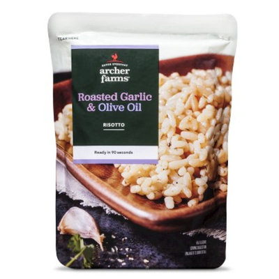 Archer Farms Creamy Risotto with Roasted Garlic and Olive Oil 8.5oz