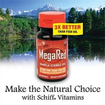 Schiff® MegaRed Omega-3 Krill Oil, 300 mg, 90 Count