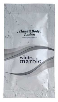 WHITE MARBLE DW22750 Hand/Body Lotion,0.25 oz, Fresh, PK500