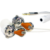 ATOMIC 9 Grungebuds GB107MD Noise Isolation Earphone with Microphone (Monkey Do)