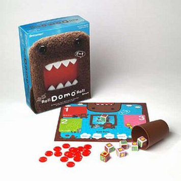 Pressman Toy Roll Domo Roll Game Ages 12 and up, 1 ea