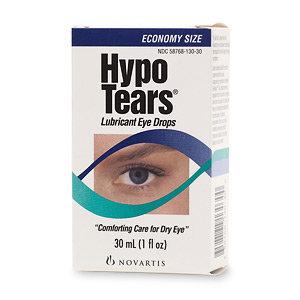 Hypo Tears Lubricant Eye Drops