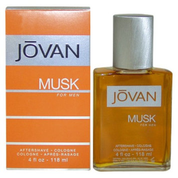 Men's Jovan Musk by Jovan After Shave Cologne - 4 oz
