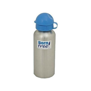 Born Free Stainless Steel Water Bottle 12 Ounces
