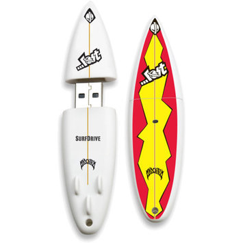 EP Memory Action Sport Drives Lost: Flashback 8GB SurfDrive USB 2.0 Flash Drive