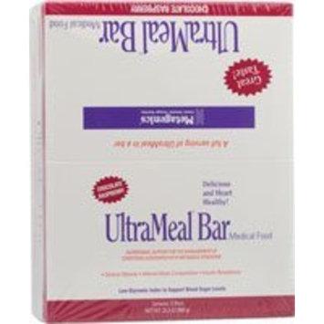 Metagenics - UltraMeal Bar, Chocolate Raspberry, 12 Bars [Health and Beauty]