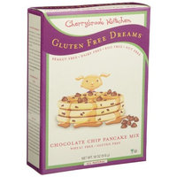 Cherrybrook Kitchen Gluten Free Dreams Chocolate Chip Pancake Mix, 18-Ounce Boxes (Pack of 6)