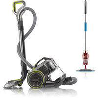 Hoover Air Pro Bagless Canister Vacuum with Your Choice of Bonus Stick/Handheld Vac