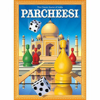 Hasbro Parcheesi Indian Board Game Set