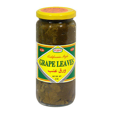 Ziyad Grape Leaves