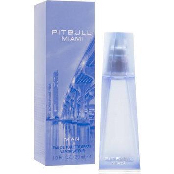 Generic Pitbull Miami Man Eau De Toilette Spray, 1.0 fl oz