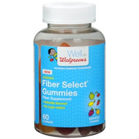 Walgreens Fiber, Green Apple, 60 ea
