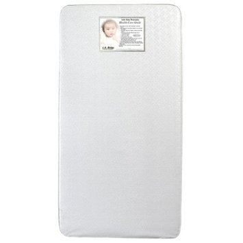 Mattress: L.A. Baby Orthopedic Mattress with Support
