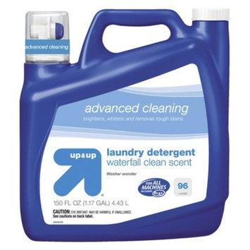 up & up Premium Laundry Detergent WFC 96 Loads 150 oz
