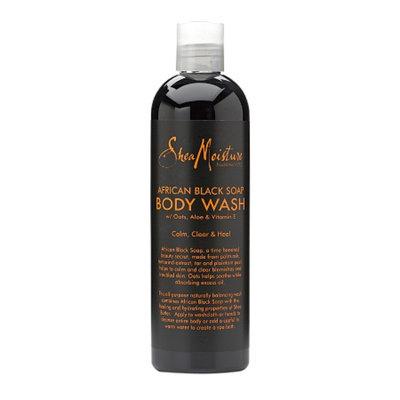 SheaMoisture African Black Soap Body Wash