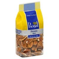 Regal Pecan Jr Mammoth Havles, 8-Ounce (Pack of 4)