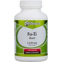 Nutraceutical Sciences Institute  NSI Vitacost Fo-Ti Root -- 1220 mg per serving - 100 Capsules