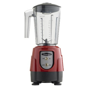 Omega 1 HP Blender with 48oz capacity- Red