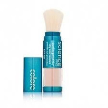 Colorescience Sunforgettable Mineral Powder Brush SPF 30 Shimmer 0.21 oz.