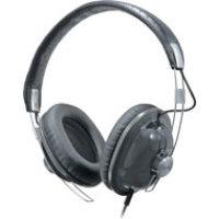 Panasonic Retro Style Headphones Black DSV
