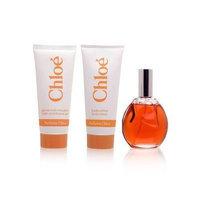 Chloe Classique by Parfums Chloe for Women 3 Piece Set Includes: 1.7 oz Eau de Toilette Spray + 3.3 oz Body Lotion + 3.3 oz Bath and Shower Gel