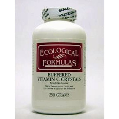 Ecological Formulas - Buffered Vitamin C Crystals 250 gms [Health and Beauty]