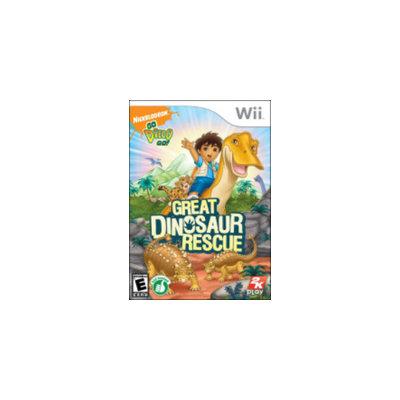 Take 2 Interactive Go Diego Go!: Great Dinosaur Rescue