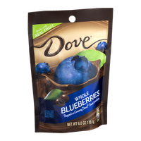 Dove Whole Blueberries Dipped In Dark Chocolate