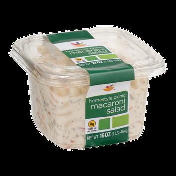 Ahold Macaroni Salad Homestyle Picnic