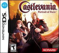 Konami Castlevania: Portrait of Ruin