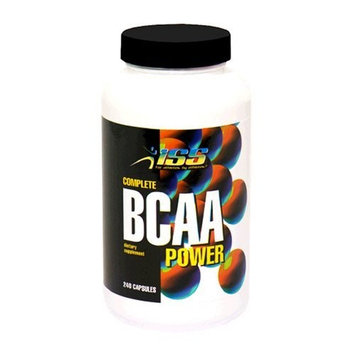Iss Research ISS Complete BCAA Power Capsules, 240-Count Bottle