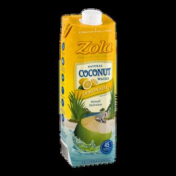 Zola Fruits Of The World Coconut Water Lemonade