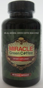 Miracle Green Coffee MGCO Dietary Supplement