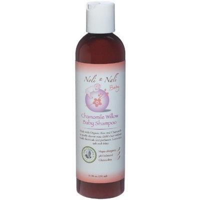 NOLI N NALI LLC Noli N Nali Chamomile Willow Baby Shampoo, 8 Ounce