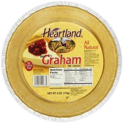 Heartland Pie Shell Original Graham