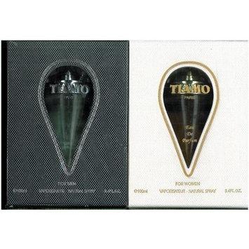 Tiamo 3.4 Fl. oz. Eau De Toilette Spray Men by Parfum Blaze
