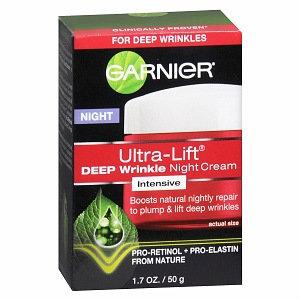 Garnier Nutritioniste Ultra-Lift Pro Deep Wrinkle Night Cream