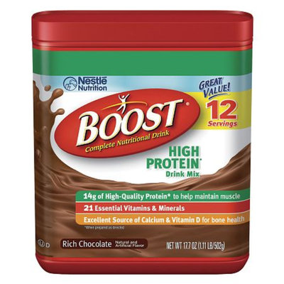 Boost High Protein Complete Nutritional Drink Mix